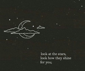 yellow, coldplay, and stars image