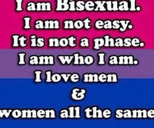 bisexual and pride image