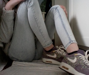 pale, nike, and tumblr image