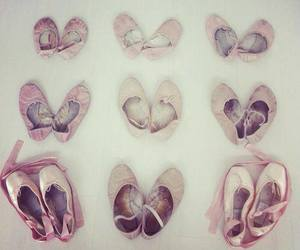 ballet and shoes image