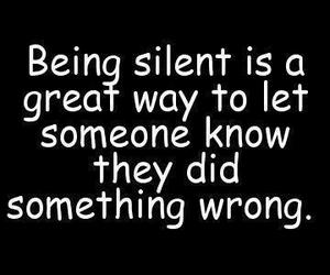 quotes, silent, and wrong image