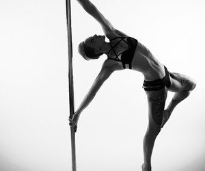 dance, passion, and pole image