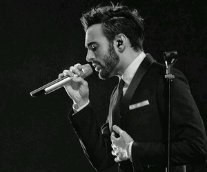 marco, singing, and mengoni image