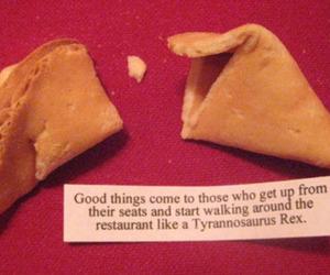 broken, cookie, and get up image