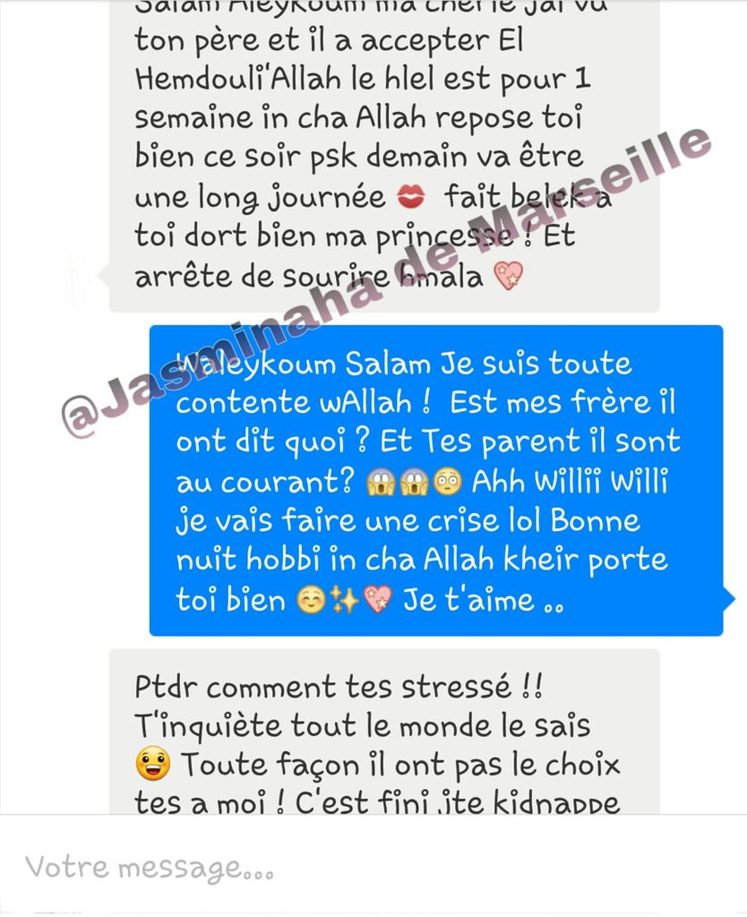 Image About Message In Trop Henoune By Partager Entre