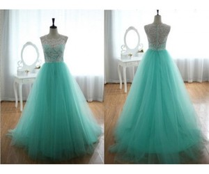 dress, beautiful, and pretty image