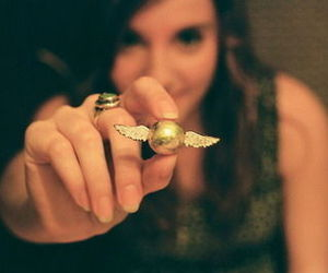 harry potter, snitch, and golden snitch image