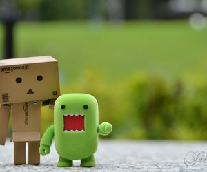 danbo and domo image
