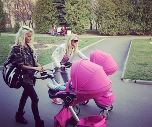 baby, friendship, and goals image