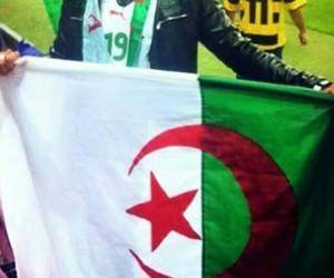 Algeria and coupe du monde image