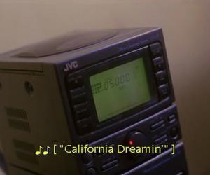 california, u.s.a., and grunge image