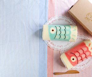 japan, dessert, and fish image
