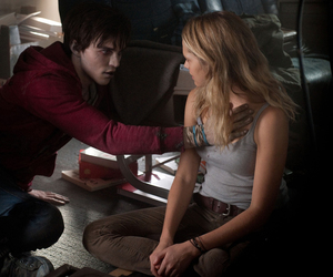 warm bodies, r, and zombie image