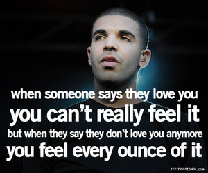 quote, love, and Drake image