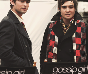 gossip girl, nate archibald, and Chace Crawford image