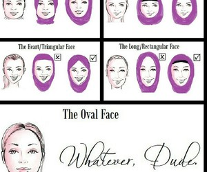 face, islam, and Right image