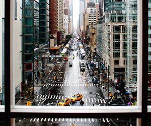cab, Dream, and city image