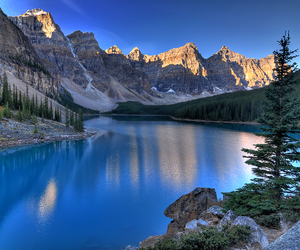 Alberta, nature, and canada image