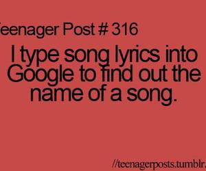 teenager post, post, and funny image