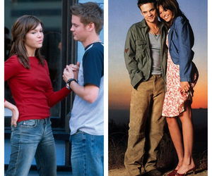 A Walk to Remember, mandy moore, and nicholas sparks image