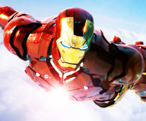 iron man and tony stark image
