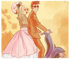 doctor who, rose tyler, and rose image