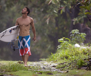adventure, guy, and surf board image