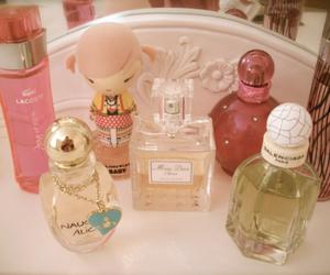 perfume and pink image