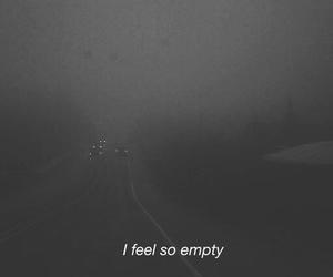 empty, sad, and grunge image
