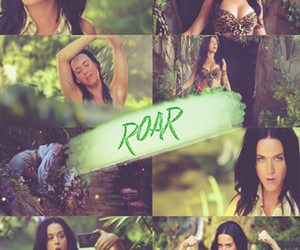 katy, katy perry, and roar image