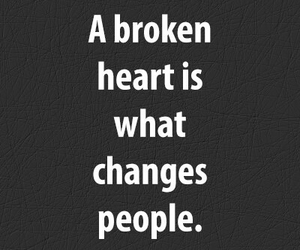 quote, love, and broken image
