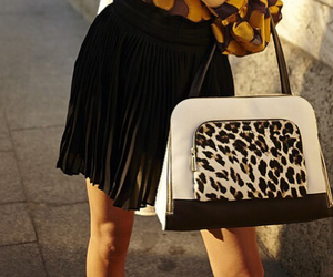 bag, fashion, and furla image