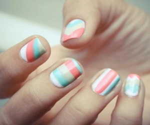 nails and color image