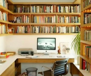 decoration, design, and home office image