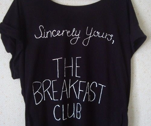 Breakfast Club and shirt image