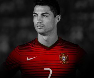 cristiano ronaldo, cr7, and football image