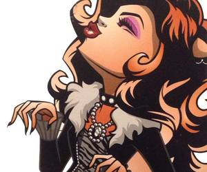 monster high, clawdeen wolf, and monster high clawdeen image