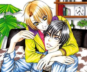 yaoi and love stage image