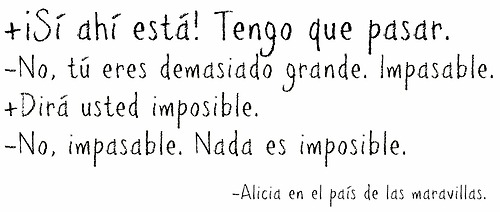 Image About Alicia En El Pais In Frases By Loser In Real Life