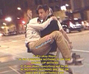 imagine, cameron dallas, and hayes grier image