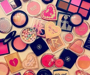 chanel, YSL, and love image