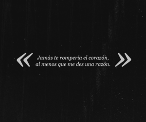 black and white and frases image
