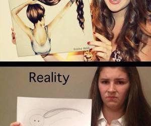 amazing, draw, and girl image