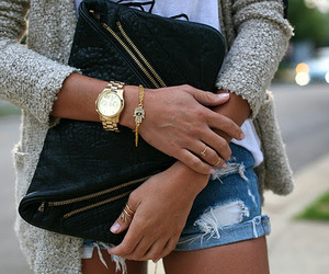 clothes, girl, and nails image