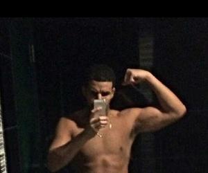 damn, Drake, and Hot image
