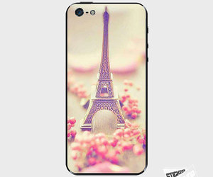cover, eiffel tower, and paris image
