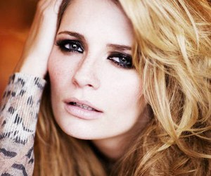 mischa barton, black and white, and the oc image