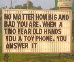 quote, kids, and funny image