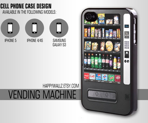 phone case and vending machine image