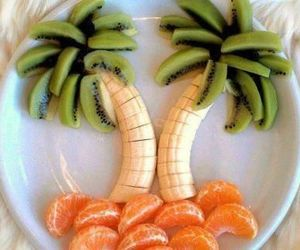 fruit, banana, and healthy image